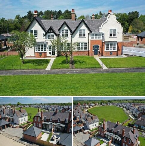 4 bedroom semi-detached house for sale - The Milfield, Plot 5 The Listed, Ottermead, Ponteland, Newcastle Upon Tyne, NE20