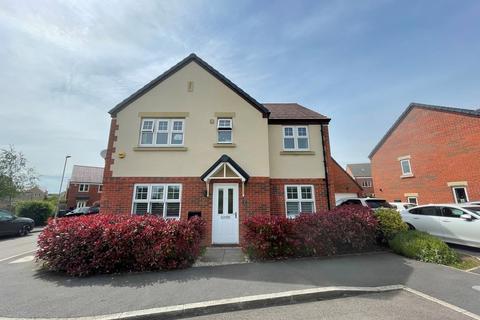 5 bedroom detached house for sale - Garner Close, Lower Harlestone