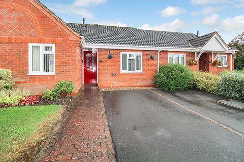 2 bedroom terraced bungalow for sale - Sutton Close, Quorn