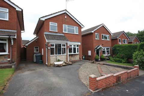 3 bedroom detached house for sale - Larch Close, Kidsgrove, Stoke on Trent