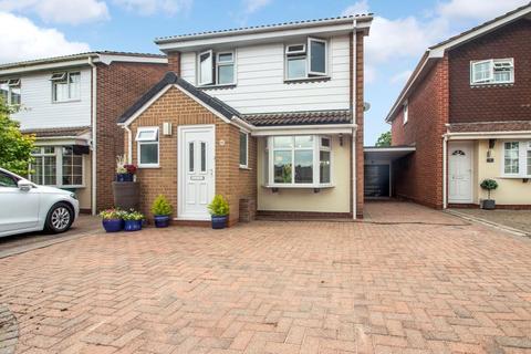 3 bedroom detached house for sale - Plackett Close, Breaston DE72 3UG