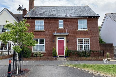 4 bedroom detached house for sale - Melstock Road, Gillingham