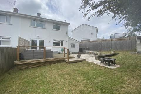 4 bedroom semi-detached house for sale - Willow Crescent, Barry