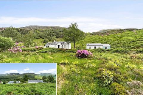 3 bedroom detached house for sale - Garbhein Cottage & The Byre, Kinlochleven, Argyllshire, Highland PH50