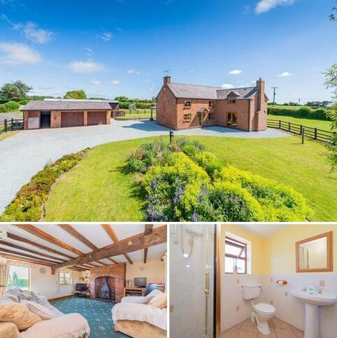 4 bedroom country house for sale - Bettisfield, Whitchurch