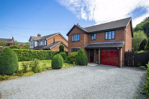 4 bedroom detached house for sale - Pentre Clawdd, Meifod, SY22