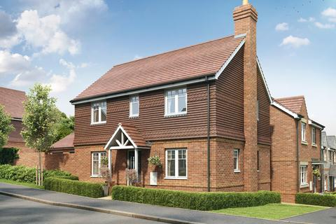 3 bedroom detached house for sale - Plot 59, The Mountford at Minerva Heights, Old Broyle Road, Chichester, West Sussex PO19