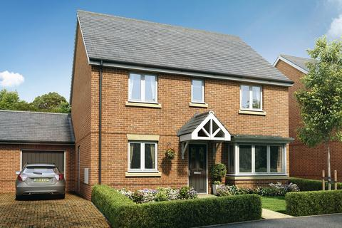 4 bedroom detached house for sale - Plot 65, The Pembroke at Minerva Heights, Old Broyle Road, Chichester, West Sussex PO19