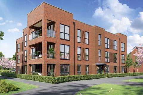 2 bedroom apartment for sale - Plot 193, Swanwick House 2 Bedroom Apartment at Whiteley Meadows, Off Botley Road SO30