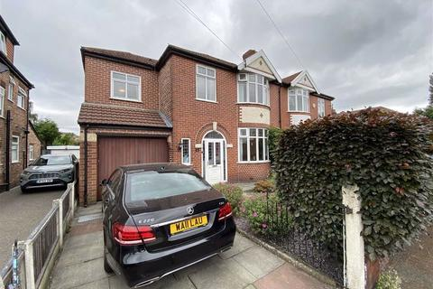 4 bedroom semi-detached house for sale - Hortree Road, Stretford