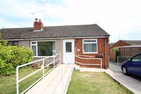 2 bedroom semi-detached bungalow for sale - Charles Drive, Flint, Flintshire, CH6