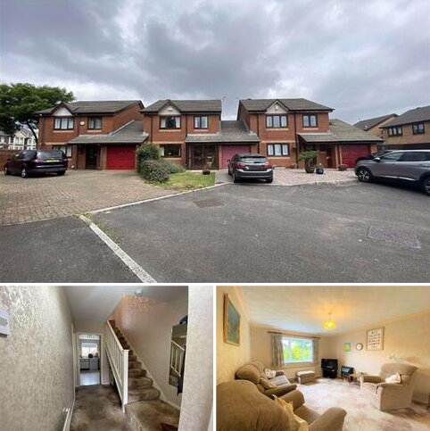 3 bedroom link detached house for sale - Barrians Way, Barry