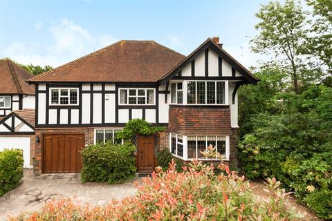 6 bedroom detached house for sale - Ewell Road, Cheam