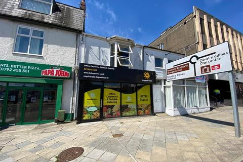 Retail property (high street) for sale - Dillwyn Street, Swansea