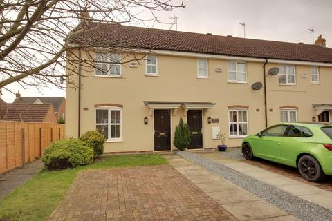 3 bedroom end of terrace house to rent - Theasby Way, Leven
