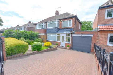 3 bedroom semi-detached house for sale - Saltwell Road South, Low Fell