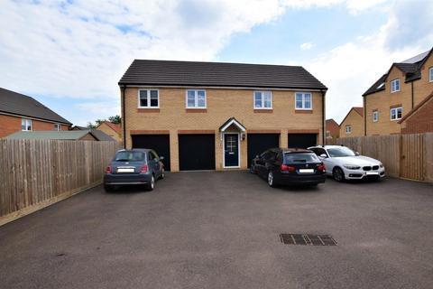 2 bedroom coach house for sale - Holbrook Way, Barleythorpe