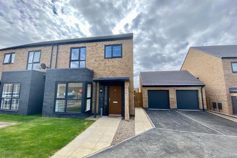 3 bedroom semi-detached house to rent - Aspen Close, Birtley
