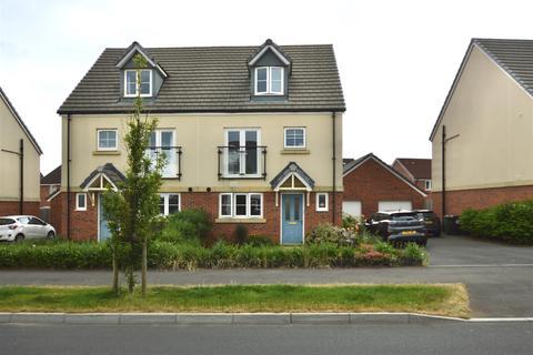 4 bedroom semi-detached house to rent - Homington Avenue, Badbury Park, Swindon