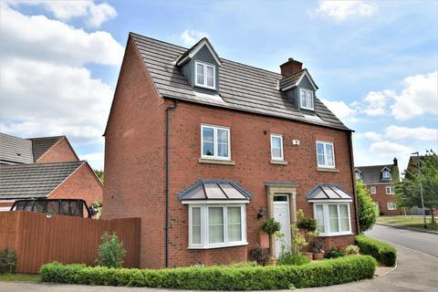 5 bedroom detached house for sale - Belvoir Close, Stamford