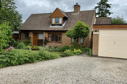 3 bedroom detached bungalow for sale - Hansom Road, Hinckley