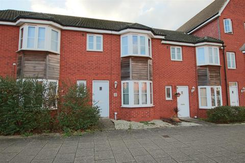 3 bedroom terraced house to rent - River Plate Road, The Rydons, Exeter