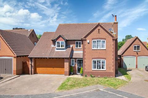 5 bedroom detached house for sale - Marshall Farm Close, Barkestone le Vale