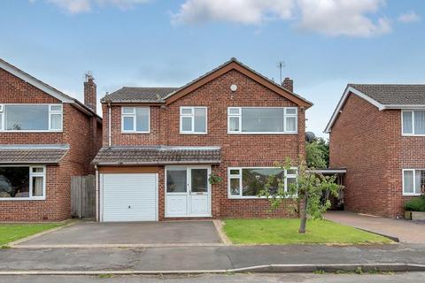 4 bedroom detached house for sale - Burton Close, Harby, Melton Mowbray