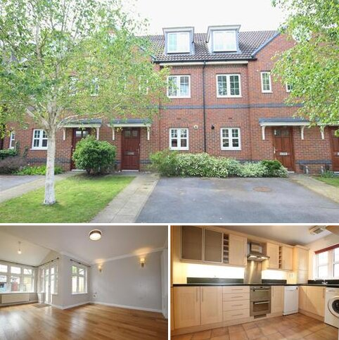 3 bedroom terraced house to rent - Causton Gardens, Eastleigh