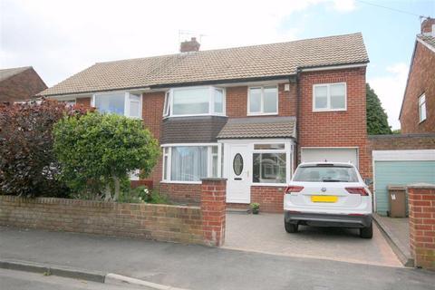 4 bedroom semi-detached house for sale - St Anselm Road, North Shields, Tyne & Wear, NE29