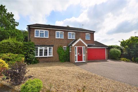 5 bedroom detached house for sale - Halford Close, Great Glen