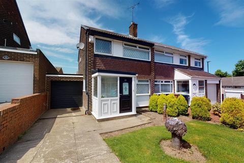 3 bedroom semi-detached house for sale - Dipton Gardens, Sunderland