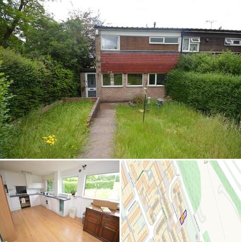 3 bedroom end of terrace house for sale - Yorkminster Drive, Birmingham