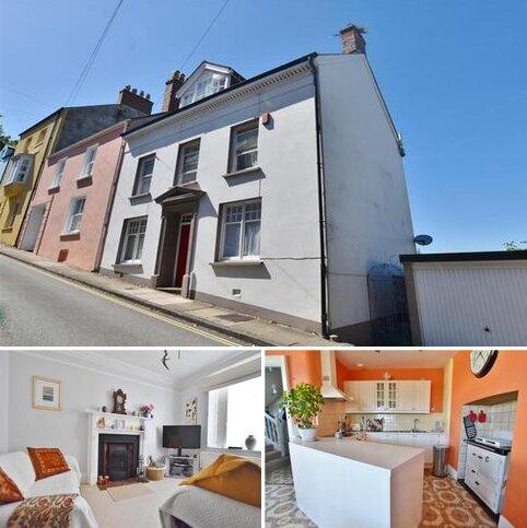 4 bedroom end of terrace house for sale - Goat Street, Haverfordwest