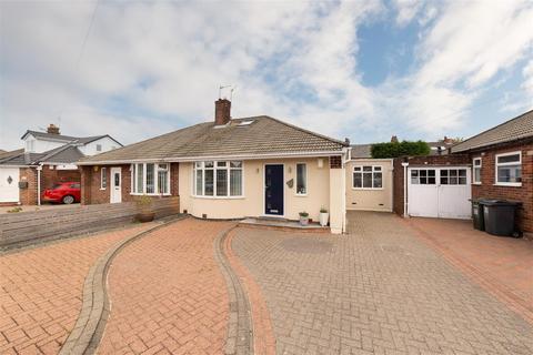 2 bedroom semi-detached bungalow for sale - Worcester Way, Wideopen, NE13