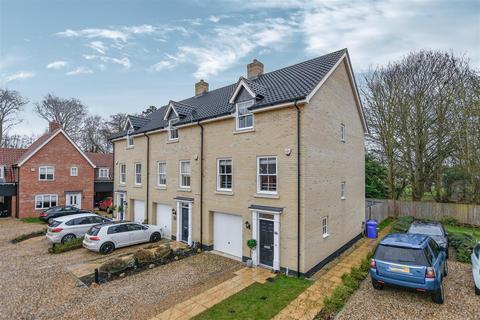 4 bedroom end of terrace house for sale - Pilgrim Court, Kennett
