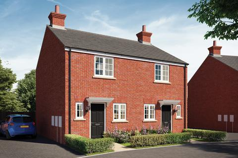 2 bedroom semi-detached house for sale - Plot 516, The Ash at Hanwell View, Southam Road, Banbury OX16