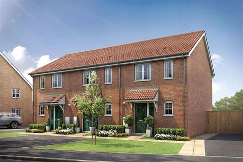 2 bedroom semi-detached house for sale - The Belford- Plot 402 at Hampden View, Britannia Way NR5