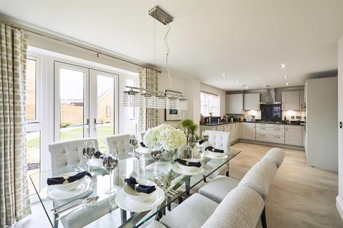 5 bedroom detached house for sale - The Garrton - Plot 442 at Saxon Heights at Augusta Park, Smannell Road SP11
