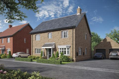 4 bedroom detached house for sale - Plot 56, The Potton at Brampton Gate, Laws Crescent, Brampton PE28