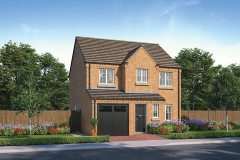 4 bedroom detached house for sale - Plot 68, The Farrier at Amblers Grange, Barley Avenue, Pocklington YO42