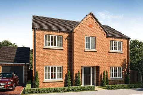5 bedroom detached house for sale - Plot 67, The Watchmaker at Amblers Grange, Barley Avenue, Pocklington YO42