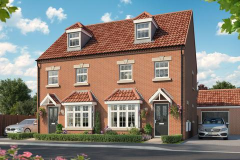 3 bedroom semi-detached house for sale - Plot 180, The Bramham at Tranby Park, Beverley Road, Anlaby HU10