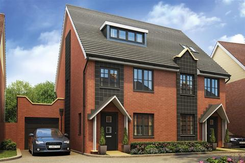 4 bedroom semi-detached house for sale - The Dale B - Plot 126 at Pine Trees, Pine Trees, Daws Hill Lane HP11