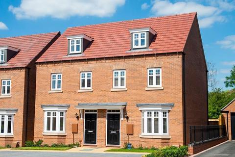 3 bedroom semi-detached house for sale - Plot 52, Kennett at Fleckney Fields, Kilby Road, Fleckney, LEICESTER LE8