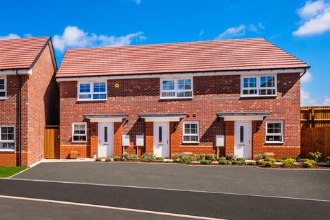 2 bedroom end of terrace house for sale - Plot 169, Washington at Salter's Brook, Cudworth, Carrs Lane, Cudworth, BARNSLEY S72
