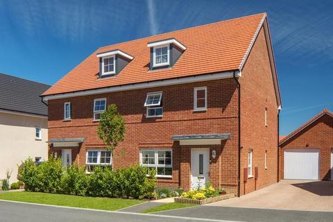 4 bedroom semi-detached house for sale - Plot 236, Oxford at Bruneval Gardens, Pennefathers Road, Aldershot GU11