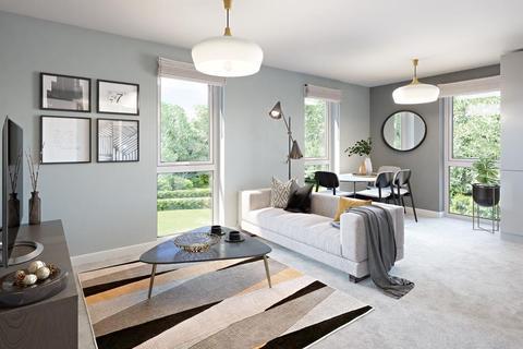 1 bedroom apartment for sale - Plot 88, Loughton at Canalside @ Wichelstowe, Mill Lane, Swindon, SWINDON SN1