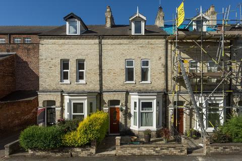 4 bedroom terraced house for sale - Claremont Terrace, York, YO31