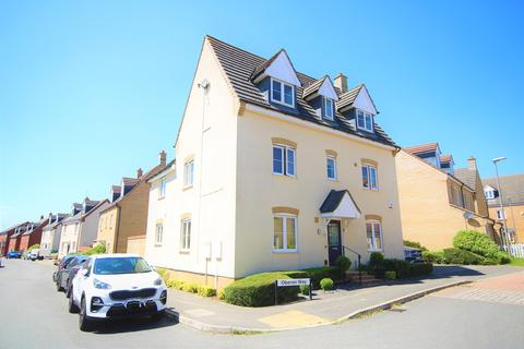 5 bedroom detached house for sale - Oberon Way, Oxley Park, Milton Keynes, MK4